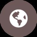 Conecte-se com o mundo em uma Instituição reconhecida pela ONU